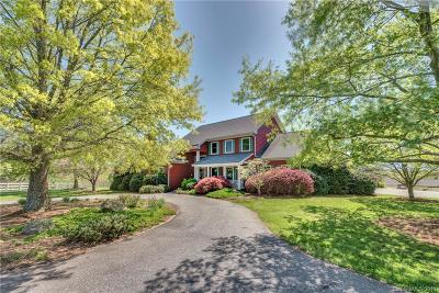 Tryon Single Family Home Under Contract-Show: 400 Golden Road