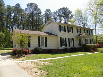 Single Family Home For Sale: 8207 Buckingham Lane