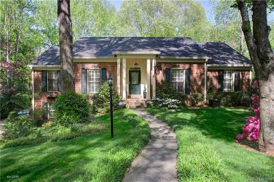 Matthews Single Family Home For Sale: 632 Trail Ridge Road