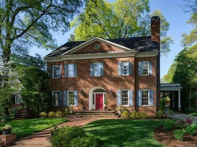 Charlotte Single Family Home For Sale: 2059 Hopedale Avenue