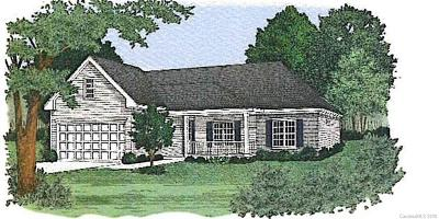 Concord Single Family Home For Sale: 2515 Saddlewood Circle