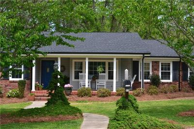 Kannapolis Single Family Home For Sale: 1208 Woodacre Circle