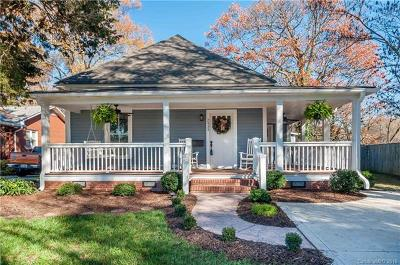 Charlotte Single Family Home For Sale: 2433 Laburnum Avenue