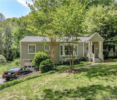 Charlotte Single Family Home For Sale: 3014 Forest Park Drive