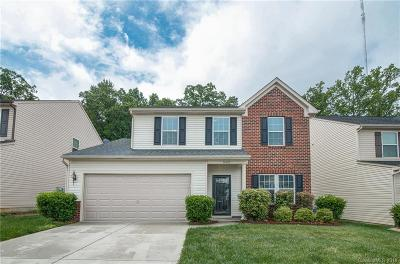 Charlotte NC Single Family Home Under Contract-Show: $249,990