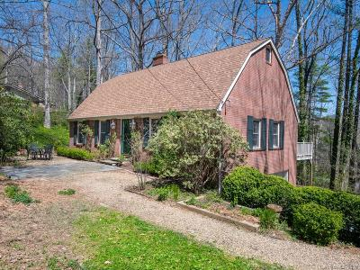 Asheville Single Family Home For Sale: 59 Faircrest Road