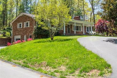 Arden Single Family Home For Sale: 95 New Rockwood Road