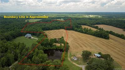 Indian Trail Residential Lots & Land For Sale: 8837 Indian Trail Fairview Road