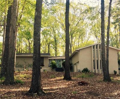 Monroe Single Family Home For Sale: 3614 Medlin Road