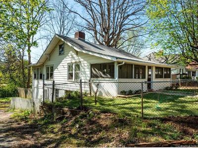 Asheville Single Family Home For Sale: 97 Hanover Street