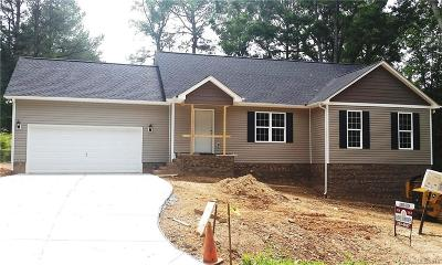 Monroe Single Family Home Under Contract-Show: 1815 Love Road
