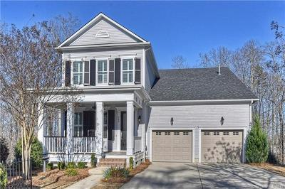 Fort Mill Single Family Home For Sale: 242 Crowded Roots Road
