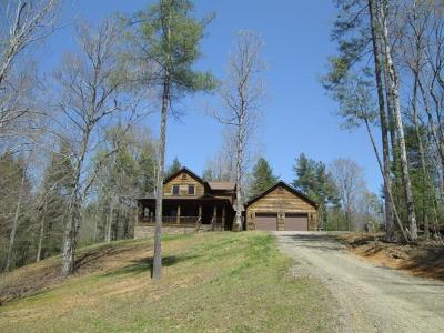 Alexander County, Ashe County, Avery County, Burke County, Caldwell County, Watauga County Single Family Home For Sale: 3980 Rocky Road