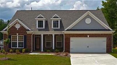Gaston County Single Family Home Under Contract-Show: 4804 Weber Court #4