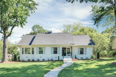 Charlotte Single Family Home For Sale: 2134 Sagamore Road