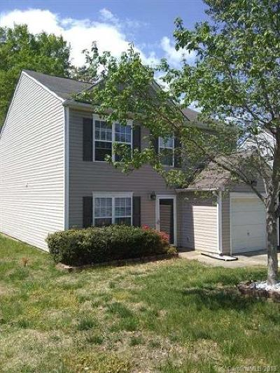 Charlotte Single Family Home For Sale: 7819 Montbrook Drive