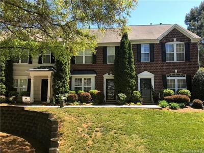 Mooresville Condo/Townhouse For Sale: 143 Talbert Town Loop