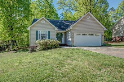 Kings Mountain Single Family Home Under Contract-Show: 814 Brooklee Drive