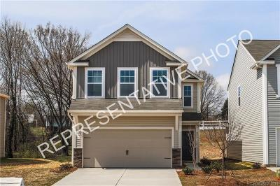 Cabarrus County Single Family Home For Sale: 3818 Hill Pine Road