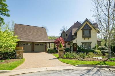 Asheville NC Single Family Home For Sale: $1,430,000