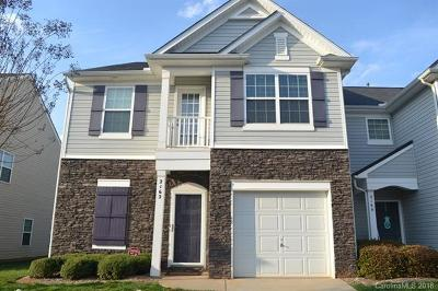 Lake Wylie Condo/Townhouse For Sale: 2162 Shady Pond Drive