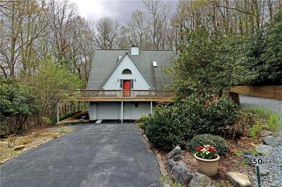 Single Family Home Under Contract-Show: 50 Cheowa Path #U01 L242
