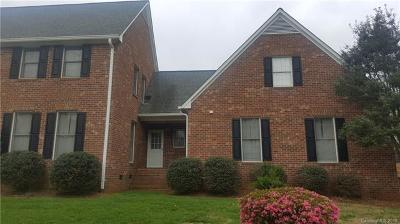 Statesville Single Family Home For Sale: 403 Westchester Road