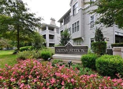 Charlotte Condo/Townhouse For Sale: 232 Queens Road #36