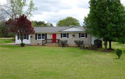 Mooresville Single Family Home For Sale: 189 Parkertown Road