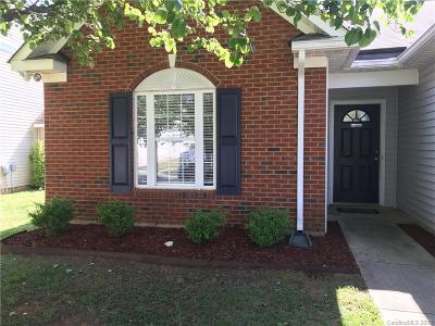 Charlotte Single Family Home For Sale: 11629 Clear Day Court