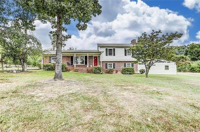 Gastonia Single Family Home For Sale: 4416 Linwood Road