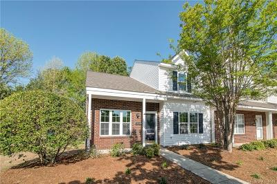 Charlotte NC Condo/Townhouse For Sale: $149,000