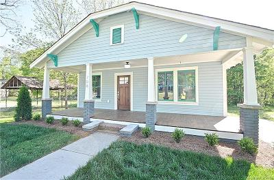 Charlotte Single Family Home For Sale: 708 18th Street