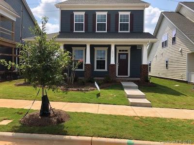 Davidson Single Family Home For Sale: 10935 Zac Hill Drive #144