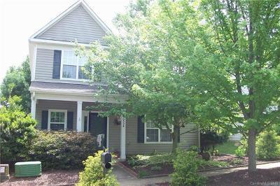 Cornelius Single Family Home For Sale: 10524 Meadow Crossing Lane