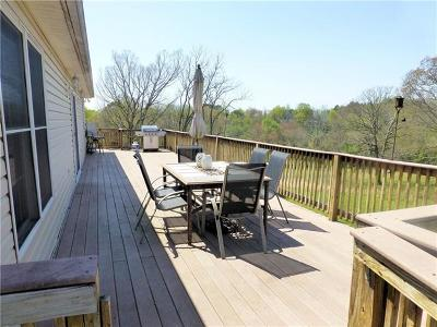 Newton Single Family Home For Sale: 2735 Rocky Ford Road