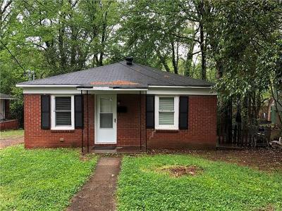 Charlotte Multi Family Home For Sale: 1328 Fairmont Street