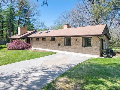 Hendersonville Single Family Home Under Contract-Show: 406 Balsam Road