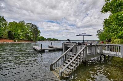 Cornelius Single Family Home For Sale: 20210 Bascom Ridge Drive