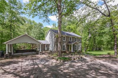 Charlotte NC Single Family Home For Sale: $400,000