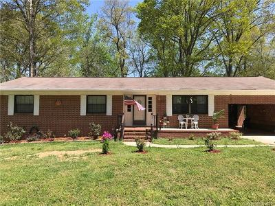 Kannapolis Single Family Home For Sale: 1271 Madison Avenue #51