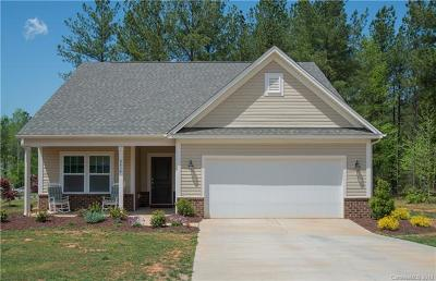 Waxhaw Single Family Home For Sale: 6614 Buck Horn Place #17