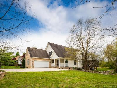 Mills River Single Family Home Under Contract-Show: 423 Kingfisher Lane