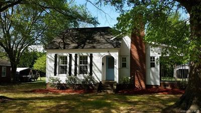 Harrisburg, Kannapolis Single Family Home For Sale: 601 Cole Street