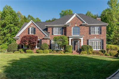 Matthews Single Family Home Under Contract-Show: 3700 Basking Ridge Court