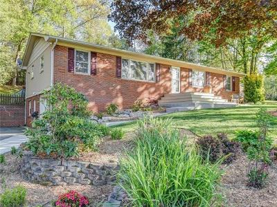 Asheville Single Family Home For Sale: 16 Fieldcrest Circle