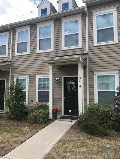 Charlotte NC Condo/Townhouse For Sale: $150,000
