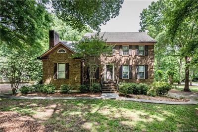 Charlotte Single Family Home For Sale: 9401 Stonemark Drive