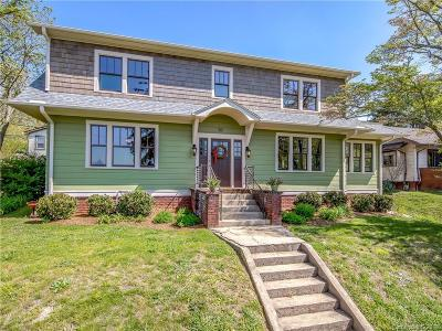 Asheville NC Single Family Home For Sale: $494,900