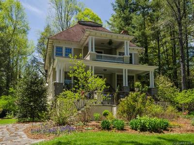 Hendersonville Single Family Home For Sale: 409 Trenholm Road